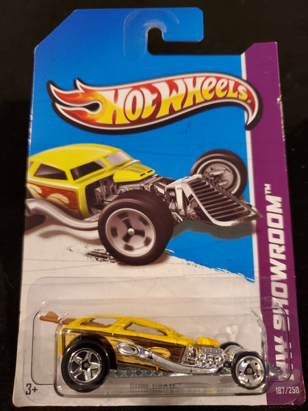 Hot Wheels - Surf Crate - 2013
