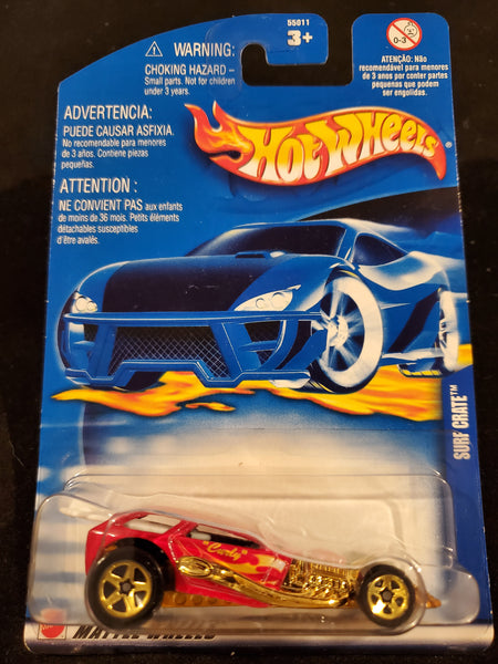 Hot Wheels - Surf Crate - 2002