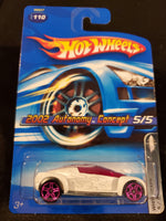 Hot Wheels - 2002 Autonomy Concept - 2005