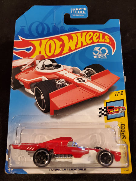 Hot Wheels - Formula Flashback - 2017 *Kmart Exclusive*
