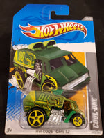 Hot Wheels - Cool-One - 2012