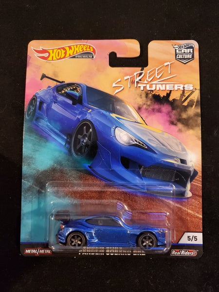 Hot Wheels - Pandem Subaru BRZ - 2019 Street Tuners Series