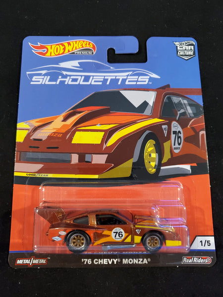 Hot Wheels - '76 Chevy Monza - 2019 Silhouettes Series