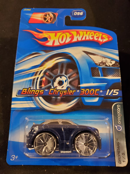 Hot Wheels - Blings Chrysler 300C - 2006