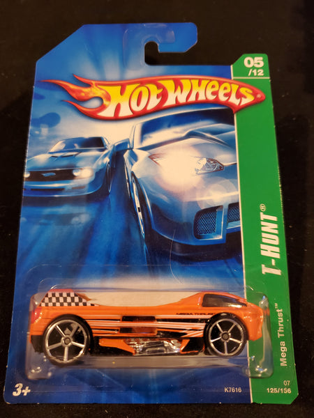 Hot Wheels - Mega Thrust - 2007 *Treasure Hunt*