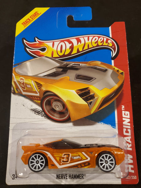 Hot Wheels - Nerve Hammer - 2013