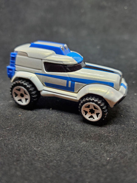 Hot Wheels - 501st Clone Trooper - 2014 Star Wars Character Cars