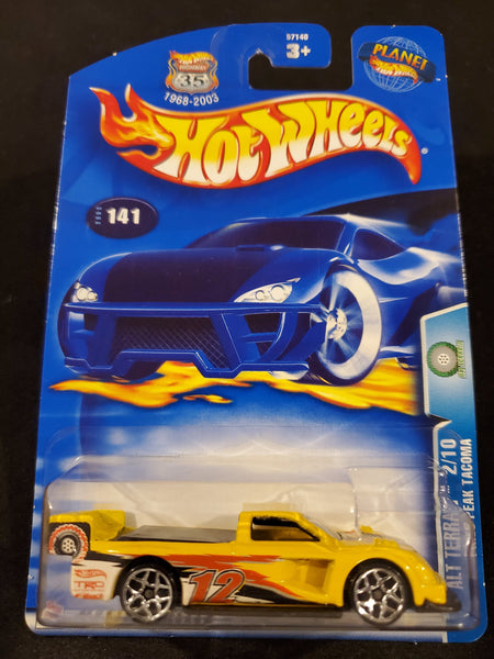Hot Wheels - Pikes Peak Tacoma - 2003 - Top Collectibles