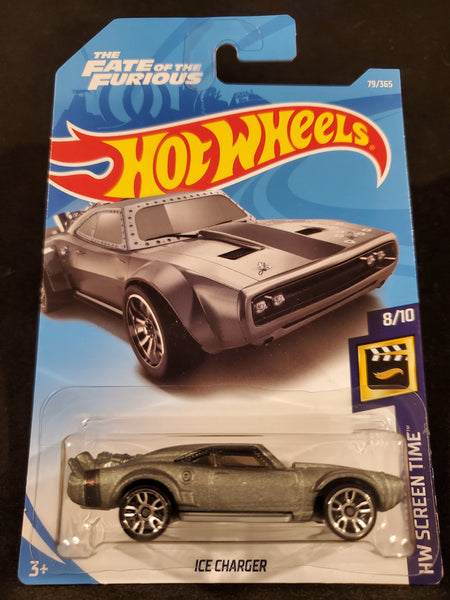 Hot Wheels - Ice Charger - 2018 - Top Collectibles