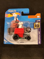 Hot Wheels - Snoopy - 2018 - Top Collectibles
