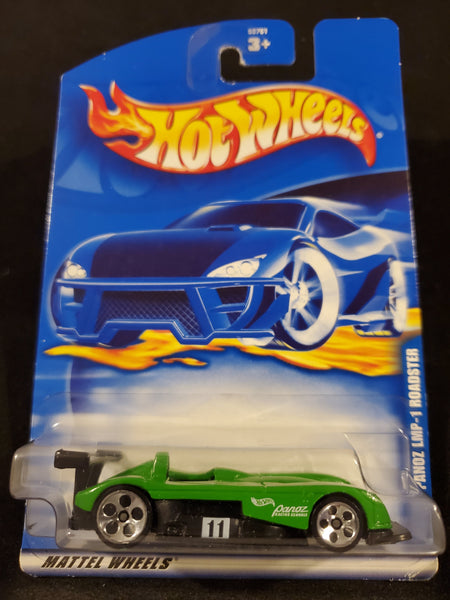 Hot Wheels - Panoz LMP-1 Roadster - 2001 - Top Collectibles