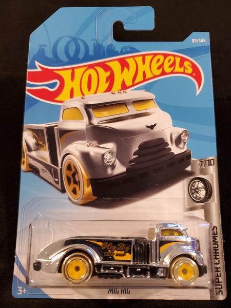Hot Wheels - Mig Rig - 2018 - Top Collectibles
