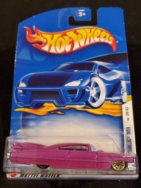 Hot Wheels - Custom Cadillac 1959 - 2002 - Top Collectibles
