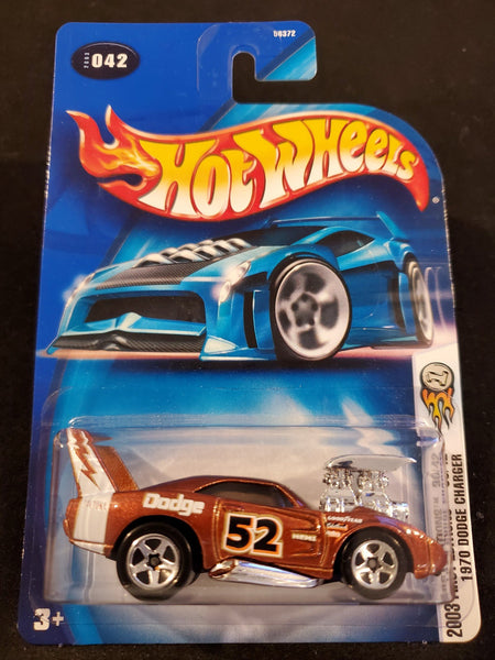 Hot Wheels - 1970 Dodge Charger - 2003 - Top Collectibles
