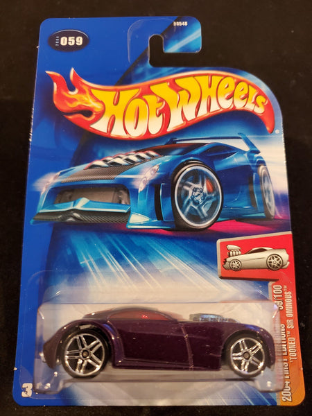 "Hot Wheels -""Tooned"" Sir Ominous - 2004 - Top Collectibles"