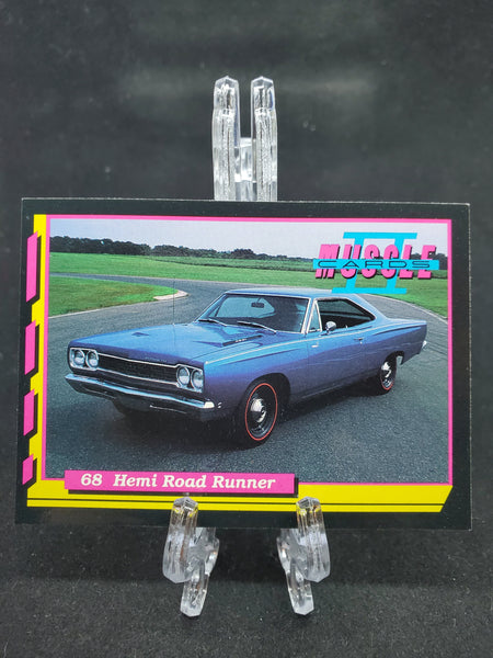 Muscle Cards II - '68 Hemi Road Runner - Top Collectibles