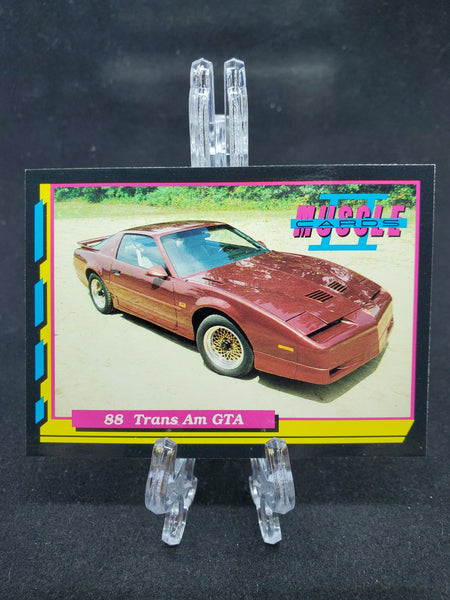 Muscle Cards II - '88 Trans Am GTA - Top Collectibles