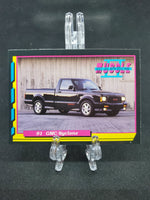 Muscle Cards II - '91 GMC Syclone - Top Collectibles