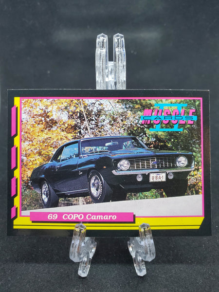 Muscle Cards II - '69 COPO Camaro - Top Collectibles