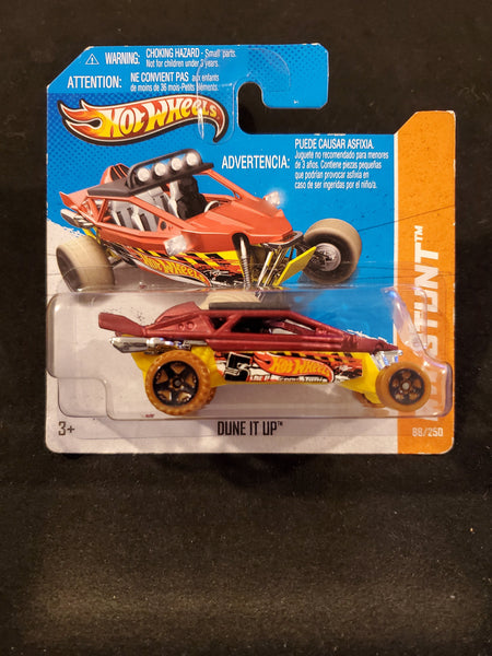 Hot Wheels - Dune It Up - 2013 - Top Collectibles