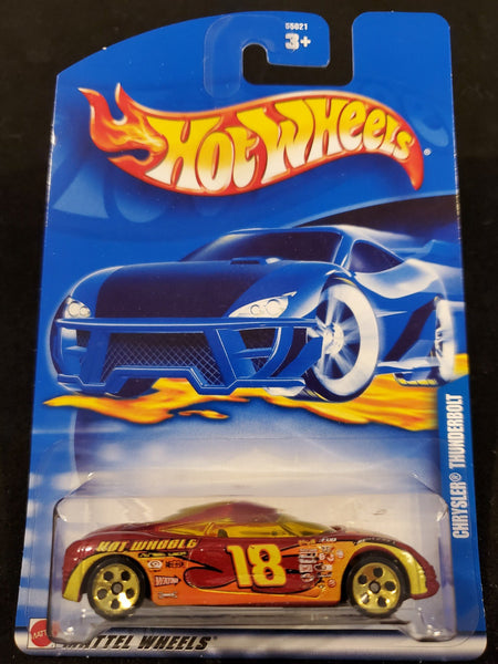 Hot Wheels - Chrysler Thunderbolt - 2002 - Top Collectibles