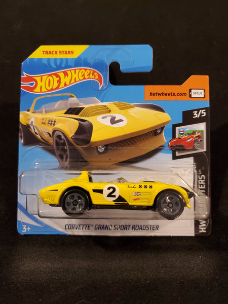 Hot Wheels - Corvette Grand Sport Roadster - 2019 - Top Collectibles