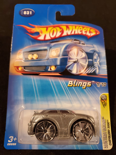 Hot Wheels - Blings Chrysler 300C - 2005 - Top Collectibles
