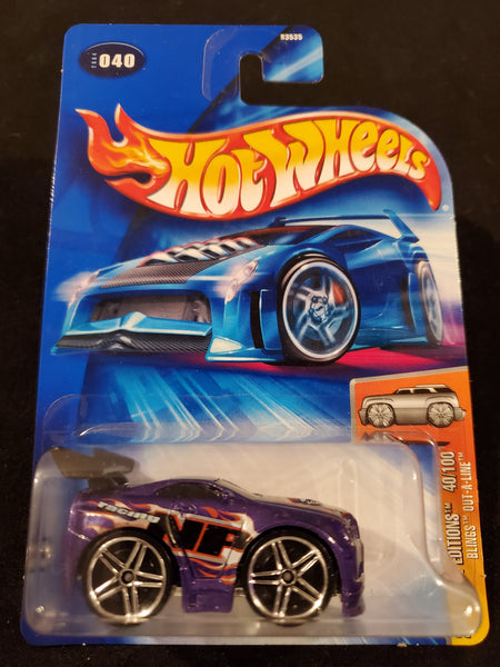 Hot Wheels - Blings Out-A-Line - 2004 - Top Collectibles