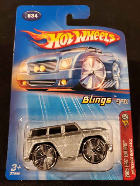Hot Wheels - Mercedes-Benz G500 - 2005 - Top Collectibles
