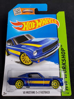 Hot Wheels - '65 Mustang 2+2 Fastback - 2015