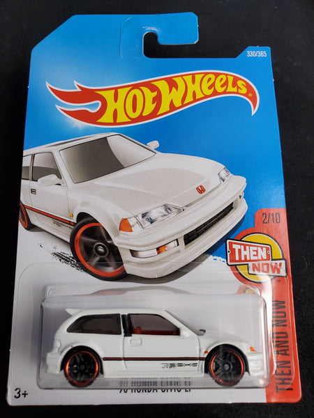Hot Wheels - '90 Honda Civic EF - 2017