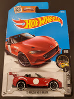 Hot Wheels - '15 Mazda MX-5 Miata - 2016