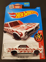 Hot Wheels - '65 Pontiac GTO - 2016