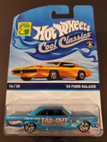 Hot Wheels - '65 Ford Galaxie - 2014 Cool Classics Series