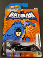 Hot Wheels - Batman: The Brave and The Bold Batmobile - 2012 Batman Series