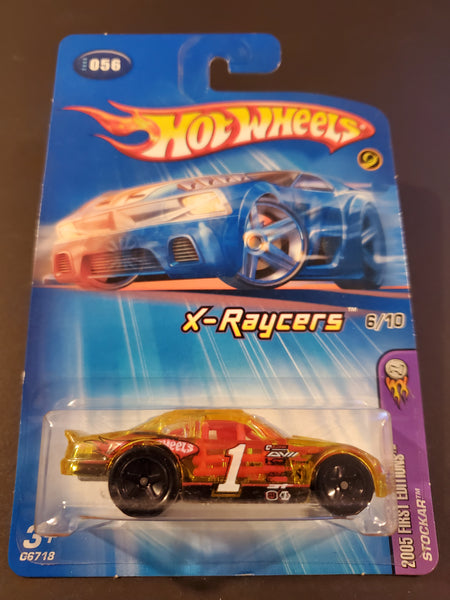 Hot Wheels - X-Raycers Stockar - 2005