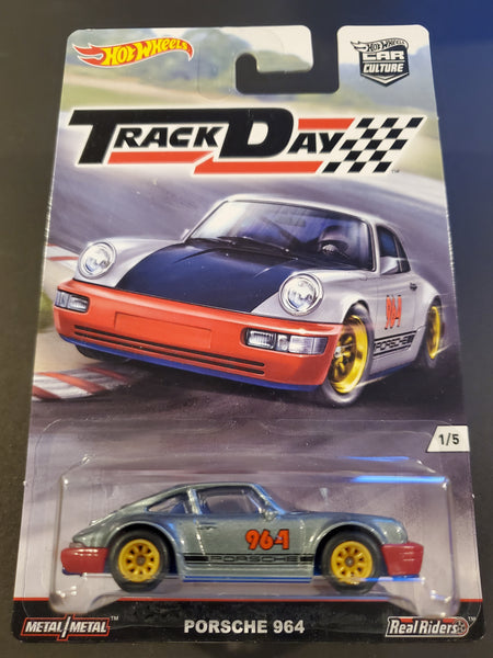 Hot Wheels - Porsche 964 - 2016 Track Day Series