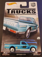 Hot Wheels - Datsun 620 - 2016 Trucks Series