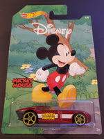Hot Wheels - Fast Felion - 2019 Disney Mickey & Friends Series