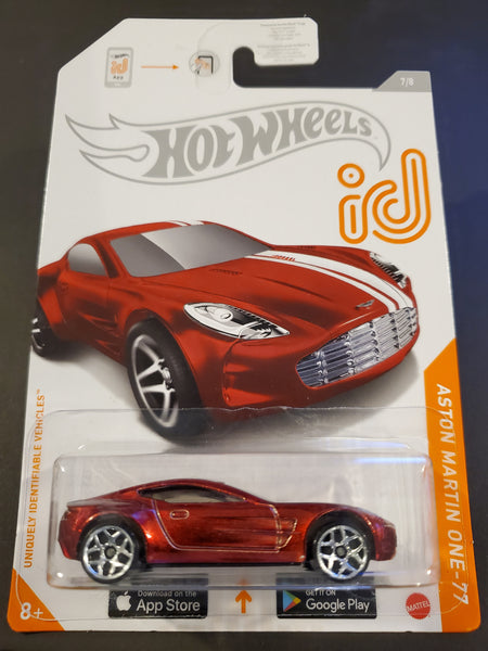 Hot Wheels - Aston Martin One-77 - 2020 *iD Chase*