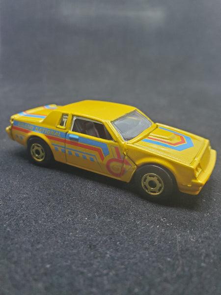 Hot Wheels - Buick Grand National - 2011 The Hot Ones Series
