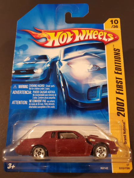 Hot Wheels - Buick Grand National - 2007