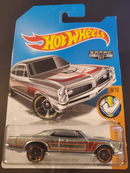 Hot Wheels - '67 Pontiac GTO - 2017 *Zamac*