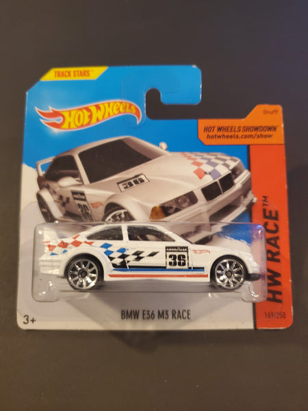 Hot Wheels - BMW E36 M3 Race - 2014