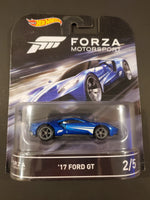 Hot Wheels - '17 Ford GT - 2018 Entertainment Series