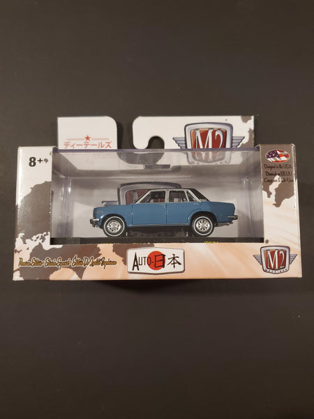 M2 Machines - 1969 Nissan Bluebird 1600 SSS - 2017 1:64