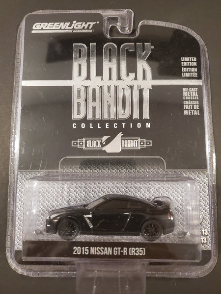 Greenlight - 2015 Nissan GT-R (R35) - 2016 Series 13