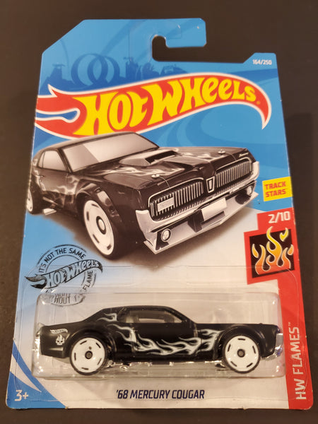 Hot Wheels - '68 Mercury Cougar - 2019