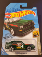 Hot Wheels - '84 Audi Sport Quattro - 2019