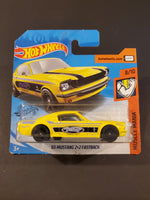 Hot Wheels - '65 Mustang 2+2 Fastback - 2019